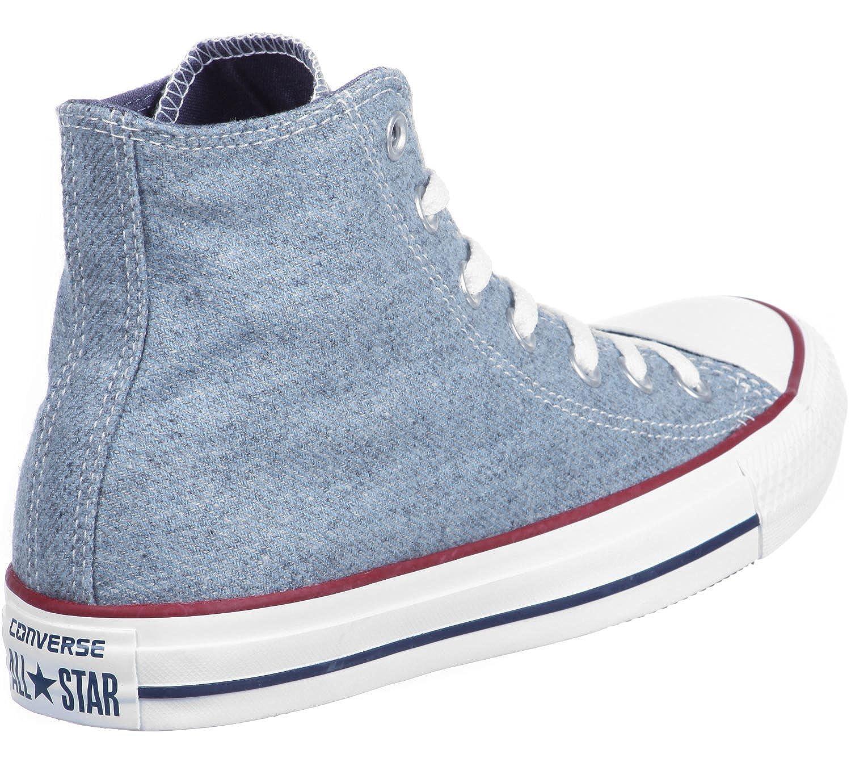 Converse Chucks 540328C AS HI Indigo Wool Grey, Größe Schuhe