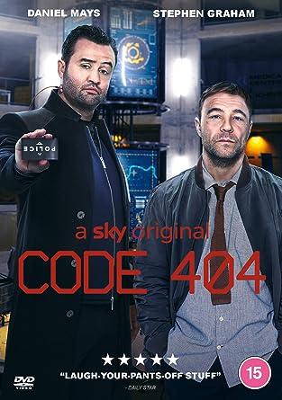 Code 404 - Series 1