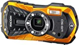 Ricoh WG-50 Waterproof Digital compact Camera - Orange