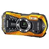 Ricoh 04582 Appareil photo Compact 16 Mpix Full HD 1920 x 1080 Orange