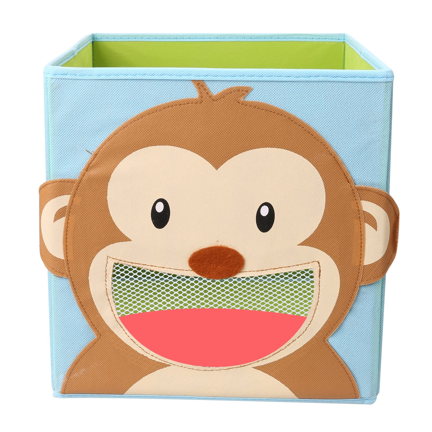 Cute Animal Collapsible Toy Storage Organizer Folding: Amazon.com : Cute Collapsible Storage Bins W/ View Window