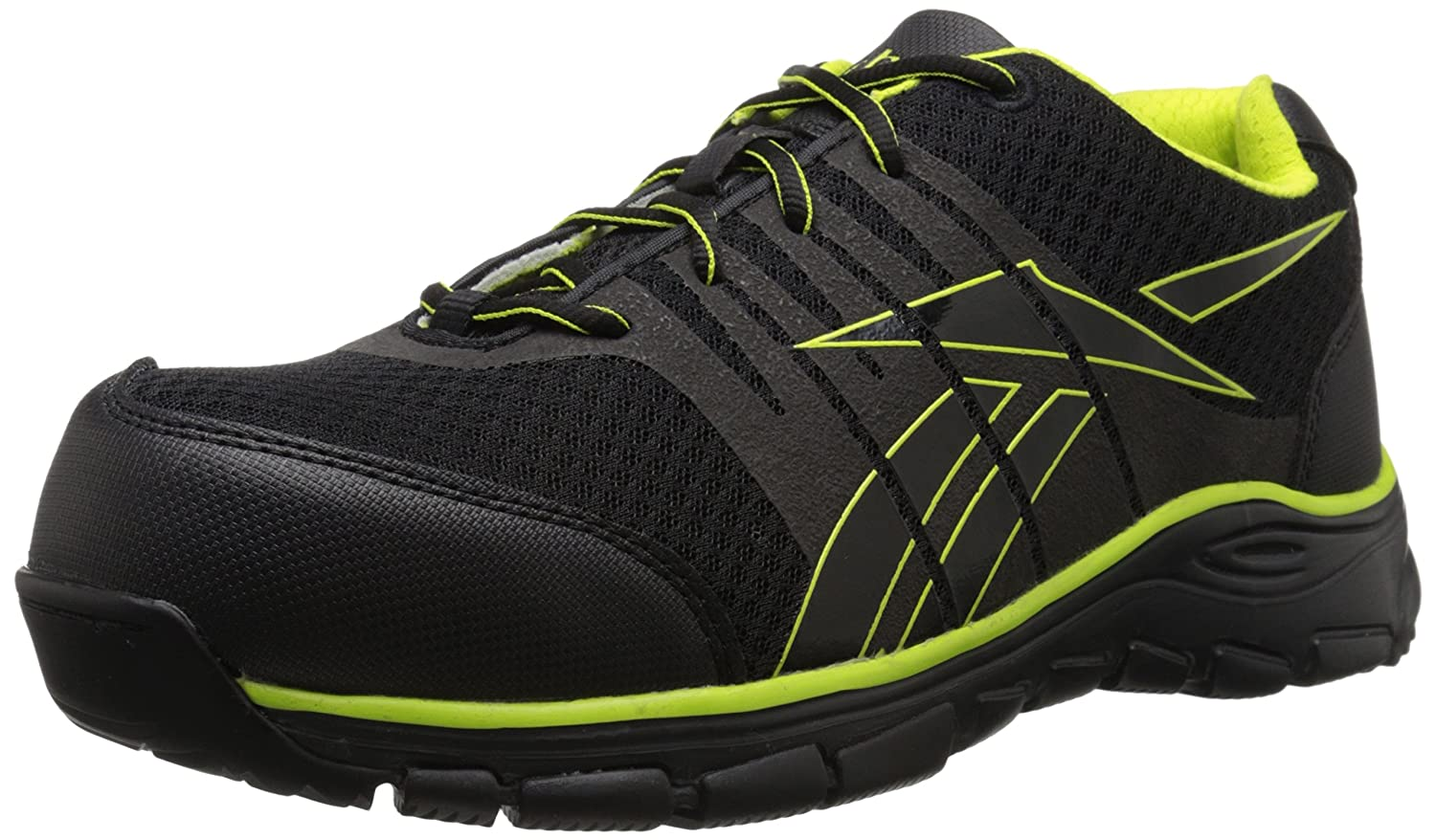 2329eb76249b Amazon.com  Reebok Work Men s Arion RB4501 ESD Athletic Safety Shoe  Shoes