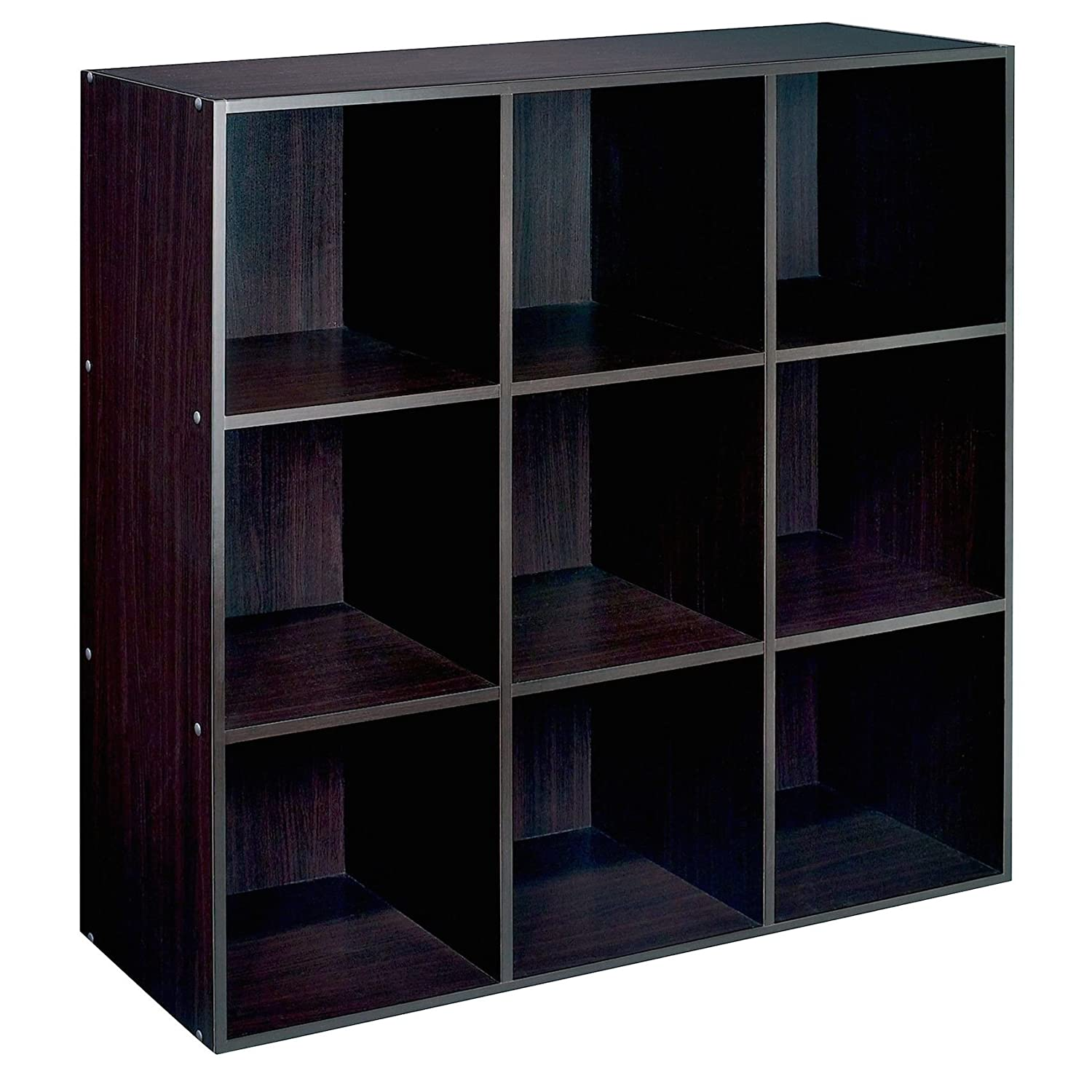 sc 1 st  Amazon.com & Amazon.com : 9 Cube Storage Unit Shelf- Espresso. : Baby