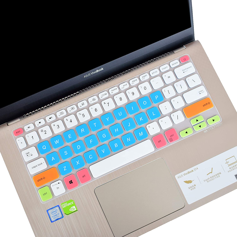 Amazon.com: Leze - Funda ultrafina para teclado de 14 ...