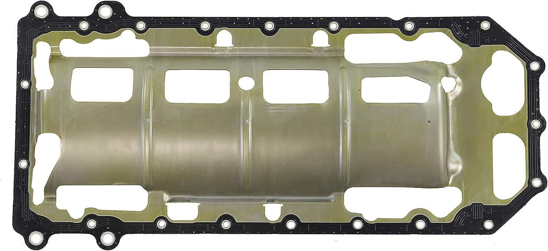 Magnum 6.1L V8 OHV Naturally Aspirated DNJ PG1162 Oil Pan Gasket For 05-10 Chrysler Charger Challenger Dodge // 300