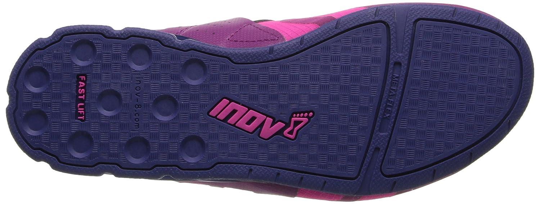 Inov-8 Women's Fastlift 335 Weight-Lifting US|Pink/Purple/Blue Shoe B00HHTRMPI 5.5 B(M) US|Pink/Purple/Blue Weight-Lifting ee8272