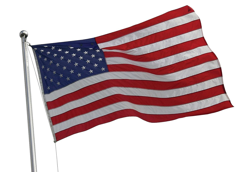 Vestil unisex AFL-25 Nylon United States 6' 4' Limited time for free shipping Height Width Flag