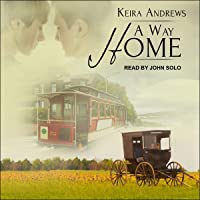 A Way Home: Gay Amish Romance Series, Book 3