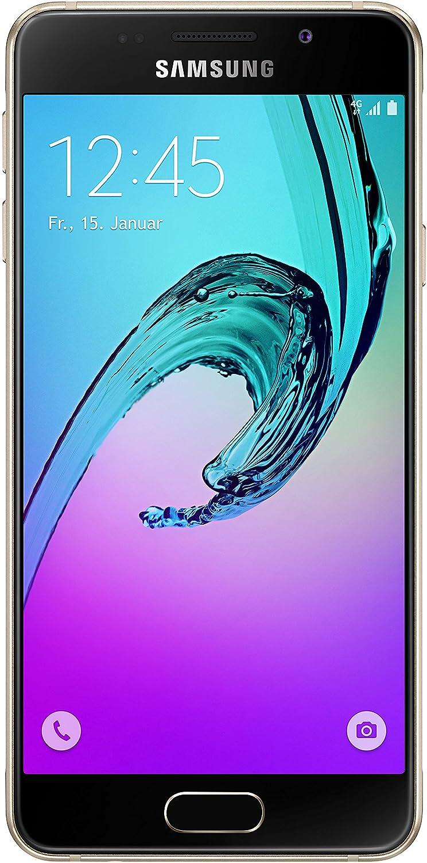 Samsung Galaxy A3 (2016) De 16 GB, Oro, A310F- Versión Extranjera