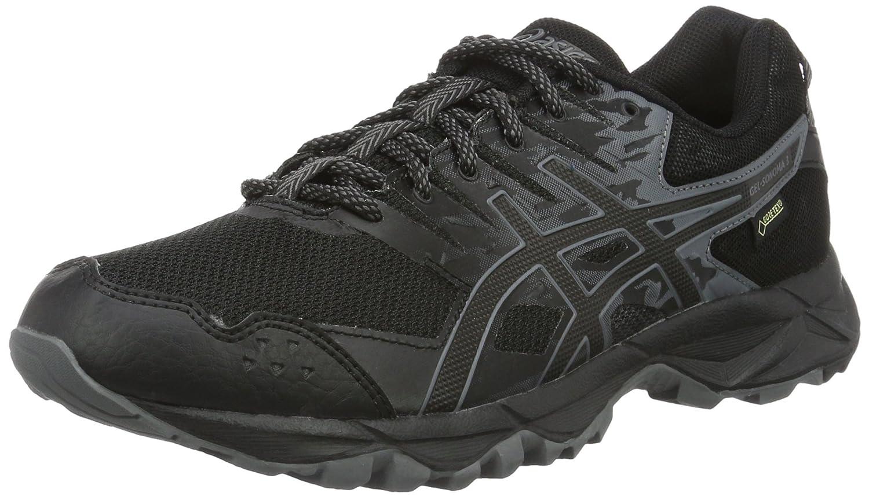 Asics Gel-Sonoma 3 G-TX, Zapatillas de Deporte para Hombre 46 EU|Negro (Black / Onyx / Carbon)