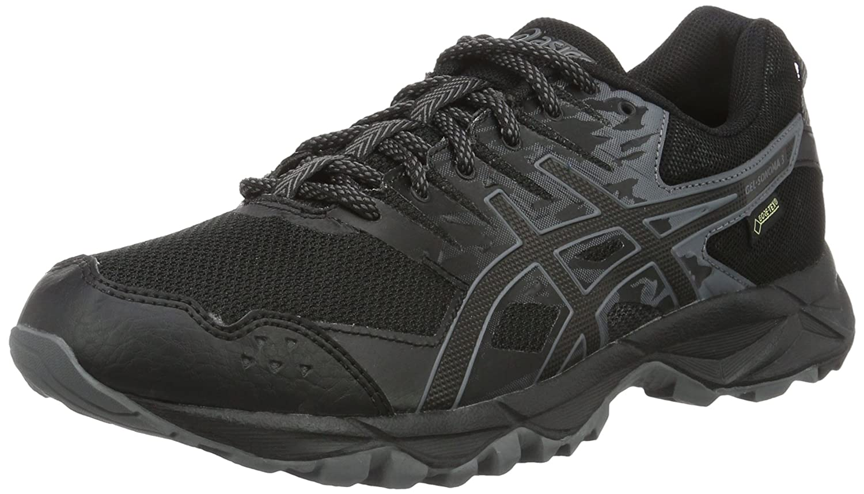 Black (Black Onyx Carbon) ASICS Men's Gel-Sonoma 3 G-tx Running shoes
