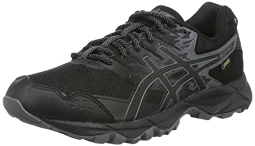 Craghoppers - Zapatillas de Ante para hombre, color negro, talla 42.5