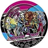 Monster High Dessert Plates, 8ct
