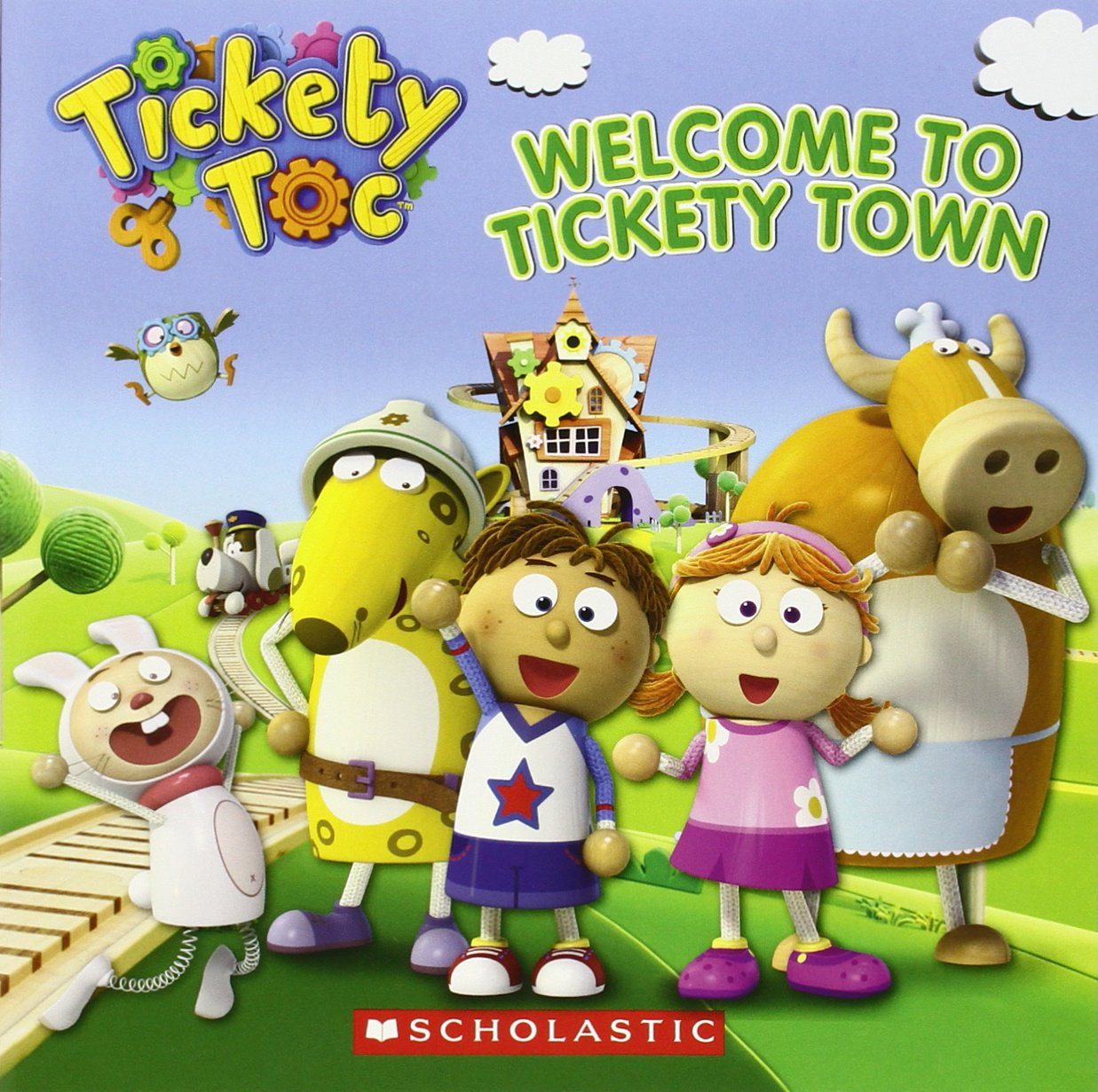 Tickety Toc' Premieres Sept. 10 | Animation World Network | 1231x1237