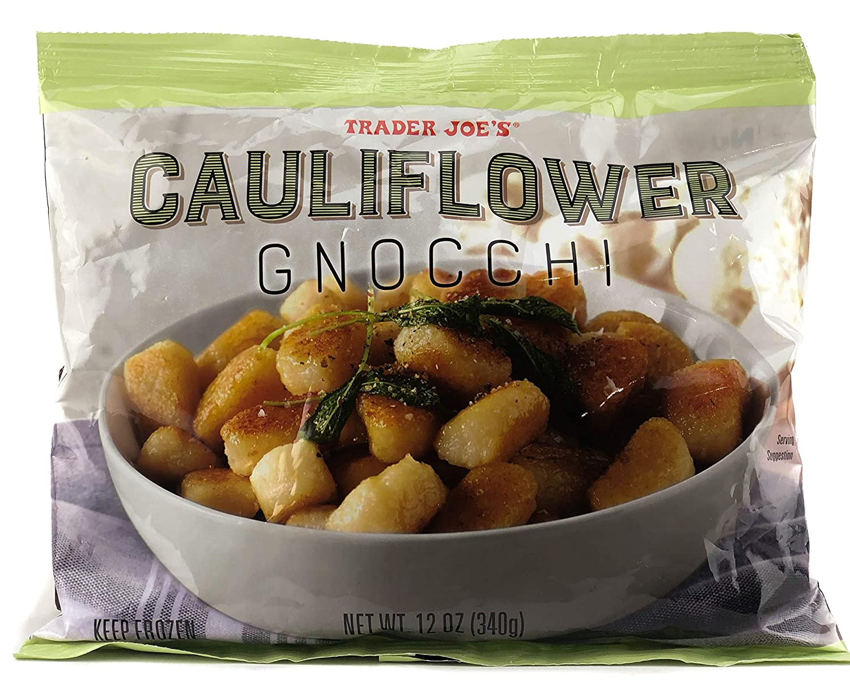 Image result for trader joe's cauliflower gnocchi
