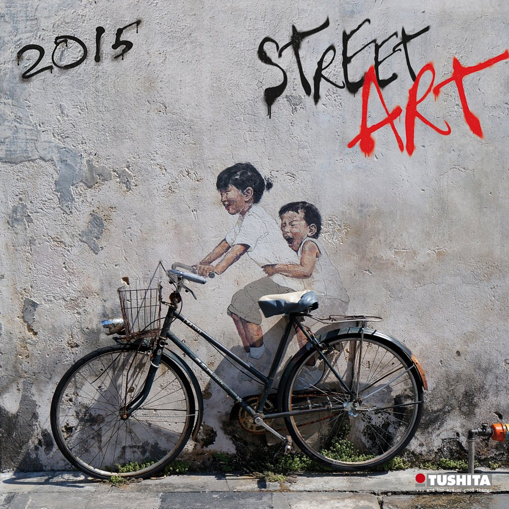 Street Art 2015 (Mindful Editions)