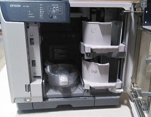 Amazon.com: Epson Discproducer PP-100AP autoprinter ...