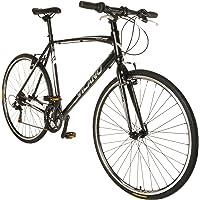 Vilano Diverse 1.0 Performance Hybrid Bike 21 Speed Shimano Road Bike 700c