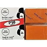 Kojie San Skin Lightening Kojic Acid Soap 135 Grams - 2 Pack