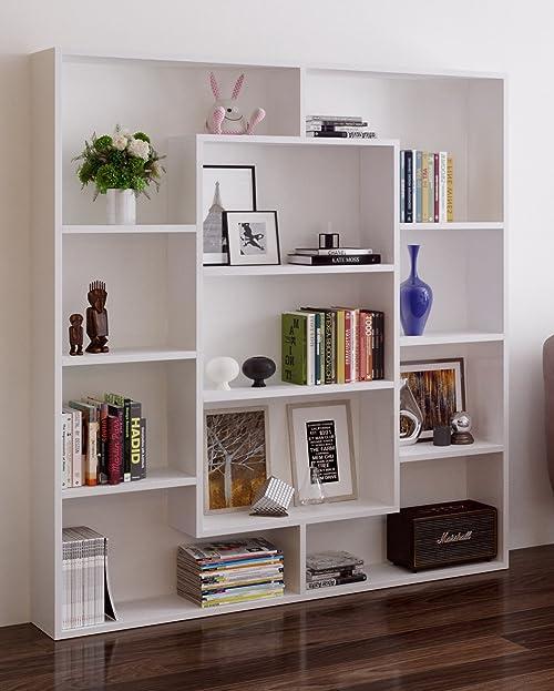 Venus Bücherregal - Standregal - Büroregal - Raumteiler Für