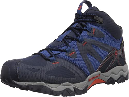 Grassbow Mid High Rise Hiking Shoes