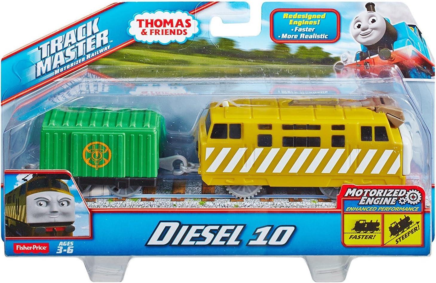 Thomas And Friends Trackmaster Motorised Diesel 10 Engine.