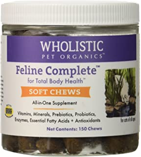 Amazon.com: wholistic Pet Organics 150 Count Digest-All Plus ...