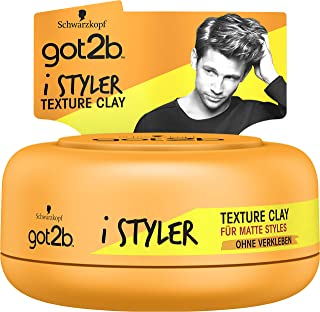 product image for Schwarzkopf got2b iStyler Texture Clay 75 ml