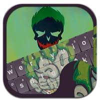 Joker Suicide Keyboard Theme