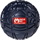 Muscle Max Massage Ball - Therapy Ball for Trigger Point Massage - Deep Tissue Massager for Myofascial Release…