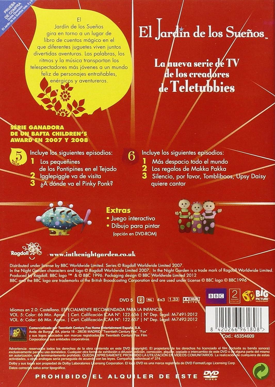 El Jardin De Los Sueños Vol 5-6 (2) [DVD]: Amazon.es: Animación, Alex Kirby, Andrew Davenport, Animación, N/A: Cine y Series TV