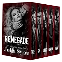 RENEGADE: The Complete Series (English Edition)
