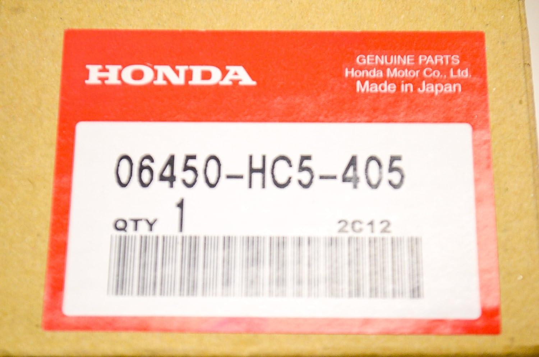 BRAKE QTY 1 Honda 06450-HC5-405 SHOE KIT