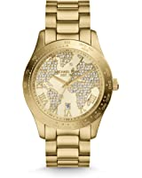 Michael Kors MK5959 Ladies Layton Chronograph Gold Watch