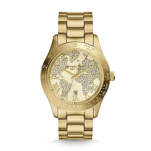 Amazon michael kors mk5959 ladies layton chronograph gold watch michael kors mk5959 ladies layton chronograph gold watch gumiabroncs Choice Image