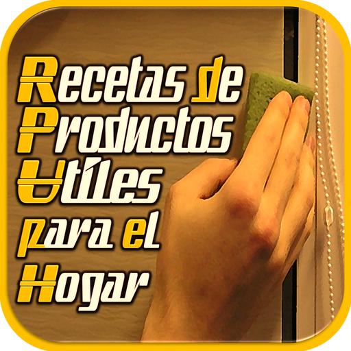 Recetas de productos tiles para el hogar for Articulos para el hogar