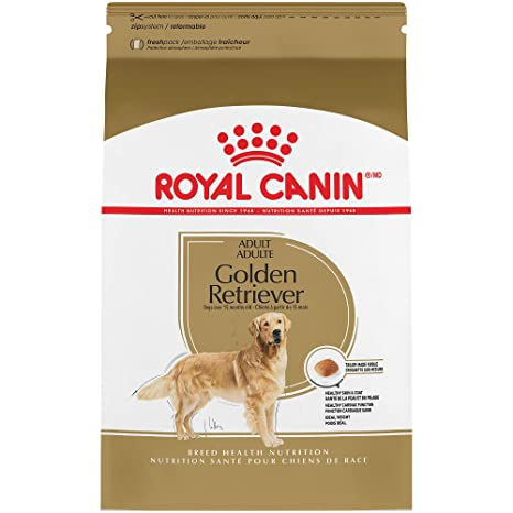 Buy Royal Canin Golden Retriever Dry Dog Food 30 Lbs Bag Online At