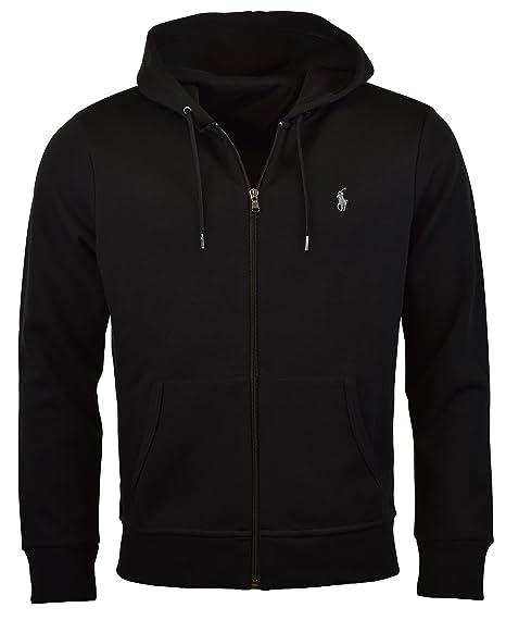 06de6f02630 Polo Ralph Lauren Men s Double-Knit Full-Zip Hoodie