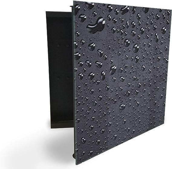 GlassArtist HMF 71110537 - Caja para Llaves (30 x 30 cm, con ...