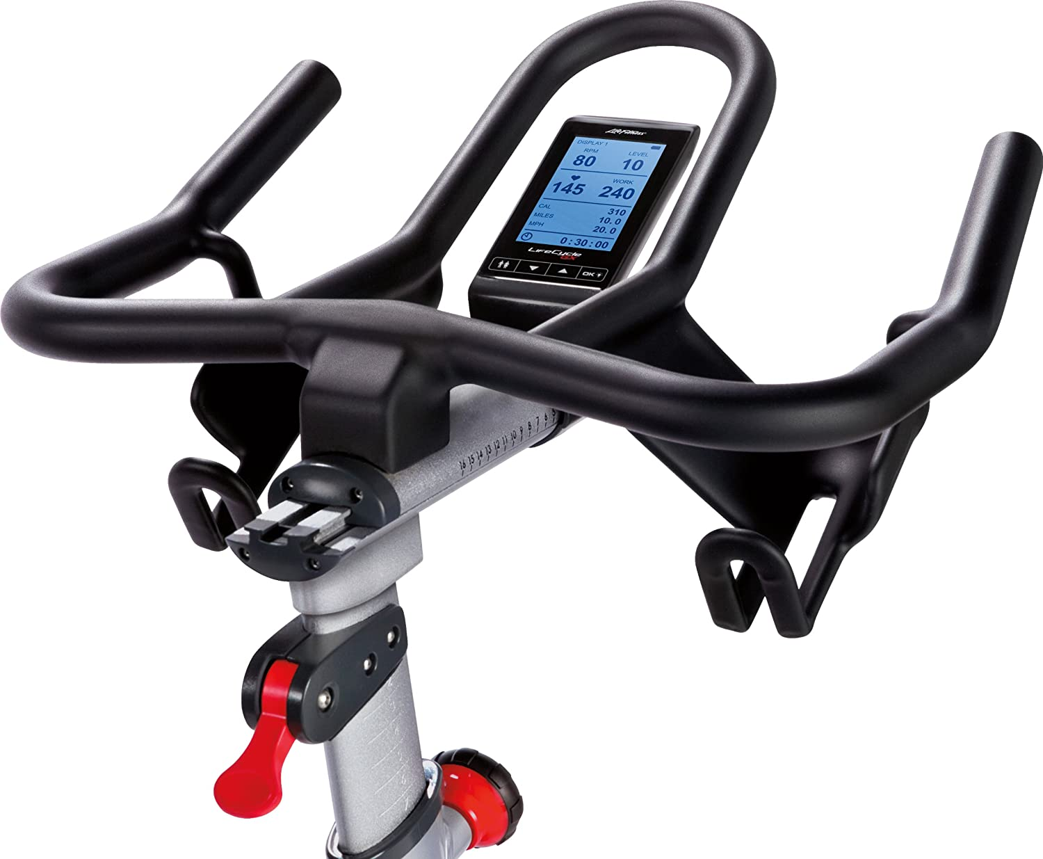 Life Fitness Lifecycle Gx Group Exercise Bike With