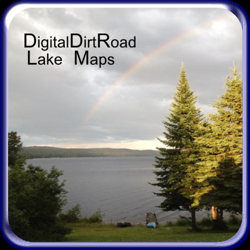 DigitalDirtRoad CT Lake Maps
