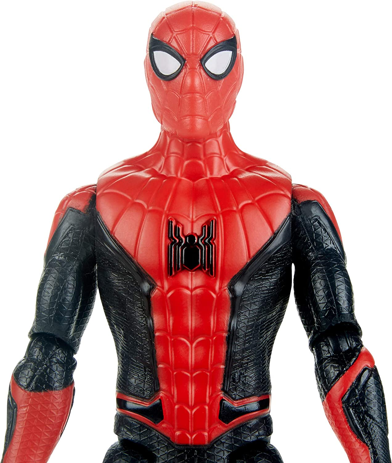 Spider Man Far From Home Web Shield 6 Scale Hero Action Figure Toy Ages 4 Up Toys Games