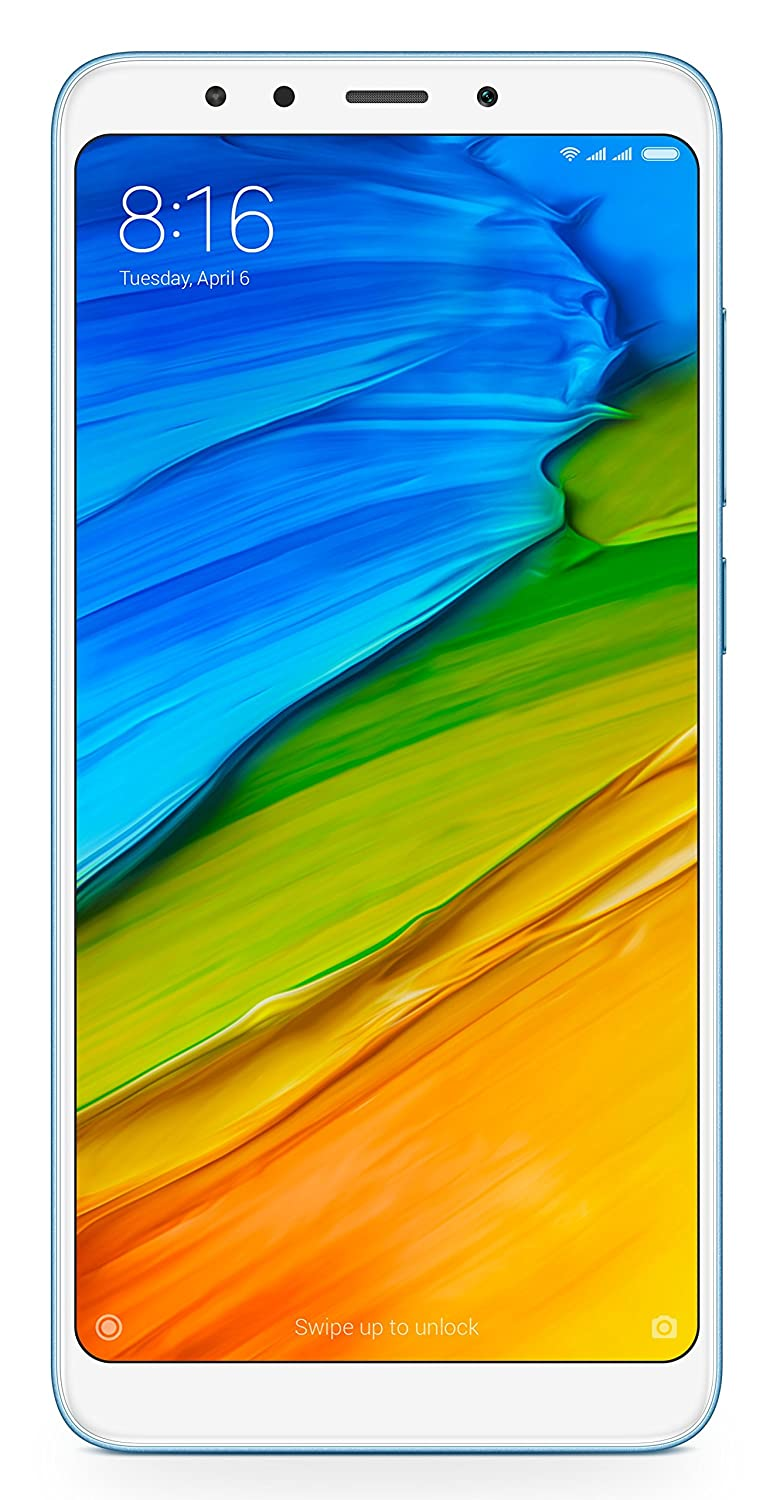 Redmi 5 (Blue, 16GB)