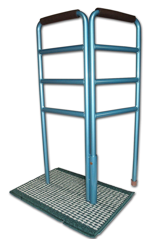【タケイ工房】安心安全の日本製 立ち上がり補助器具 手すり 立つノ助 (元気) B0107M97F4 元気  元気