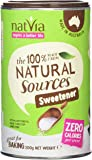 Natvia 100 % Natural Sweetener Canister 200 g (Pack of 4)