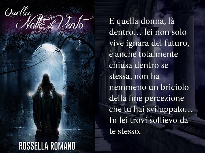 Quella Notte il Vento: Romanzo Fantasy. Volume Unico