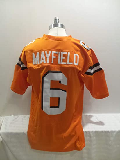 baker mayfield jersey amazon