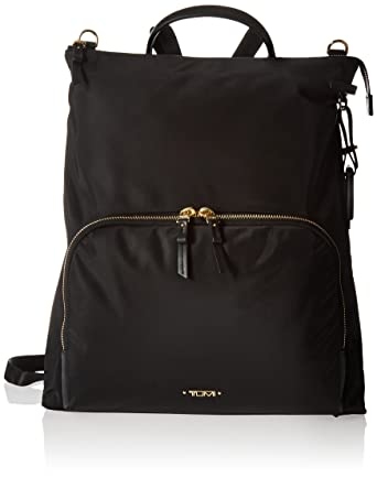 120d5a79cd Amazon.com  Tumi Women s Voyageur Jackie Convertible Crossbody Black