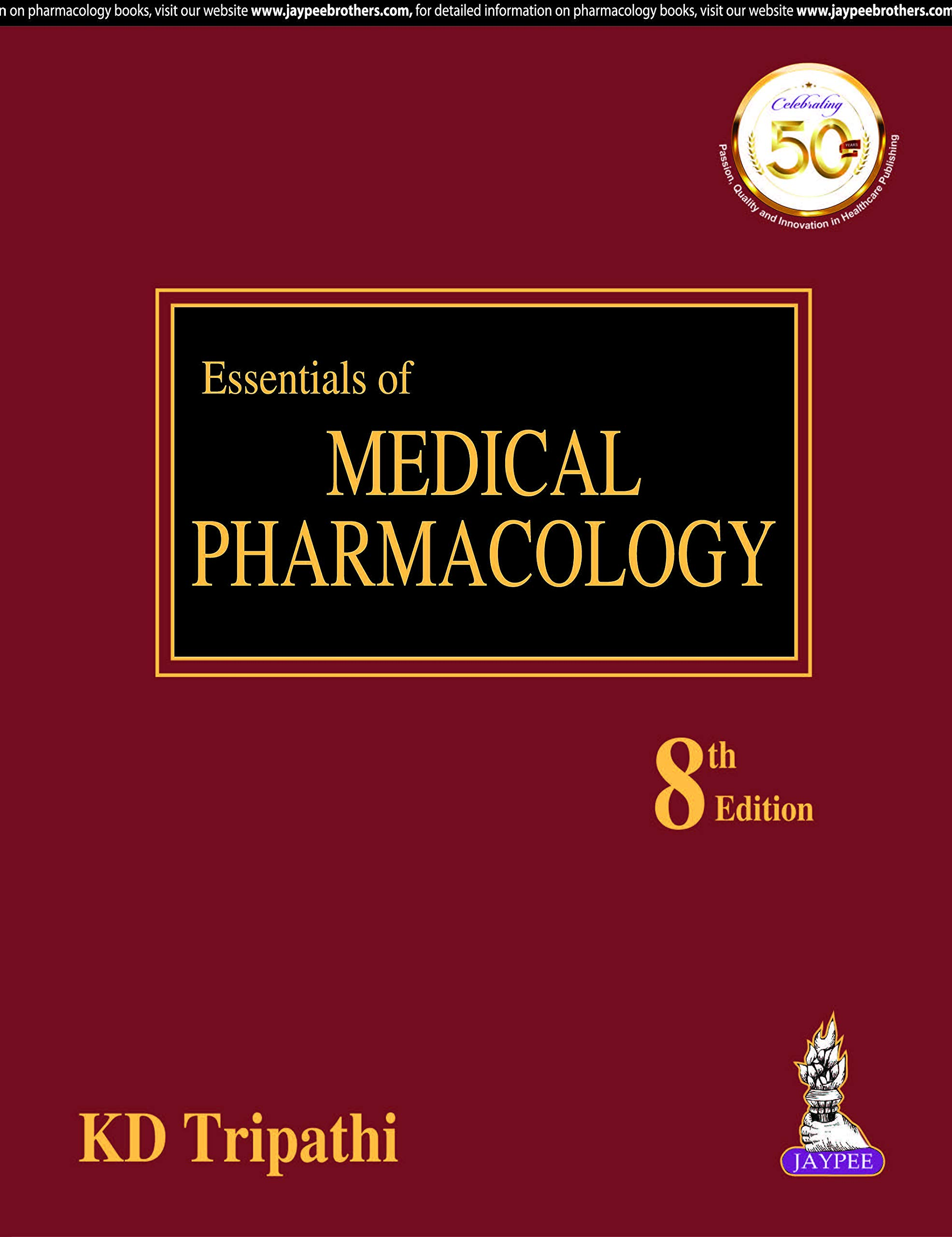 Buy Essentials of Medical Pharmacology Book Online at Low Prices in India |  Essentials of Medical Pharmacology Reviews & Ratings - Amazon.in