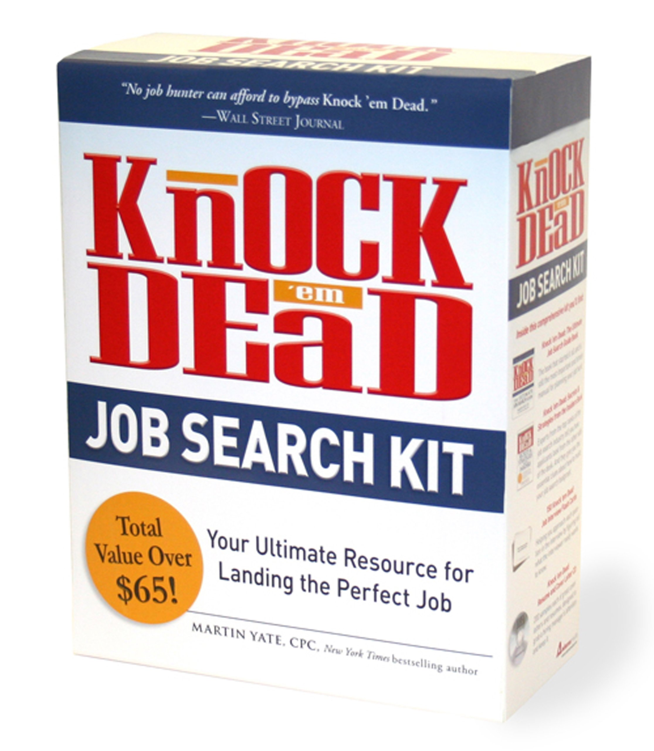 Knock 'em Dead Job Search Kit: Your Ultimate Resource for Landing the Perfect Job pdf